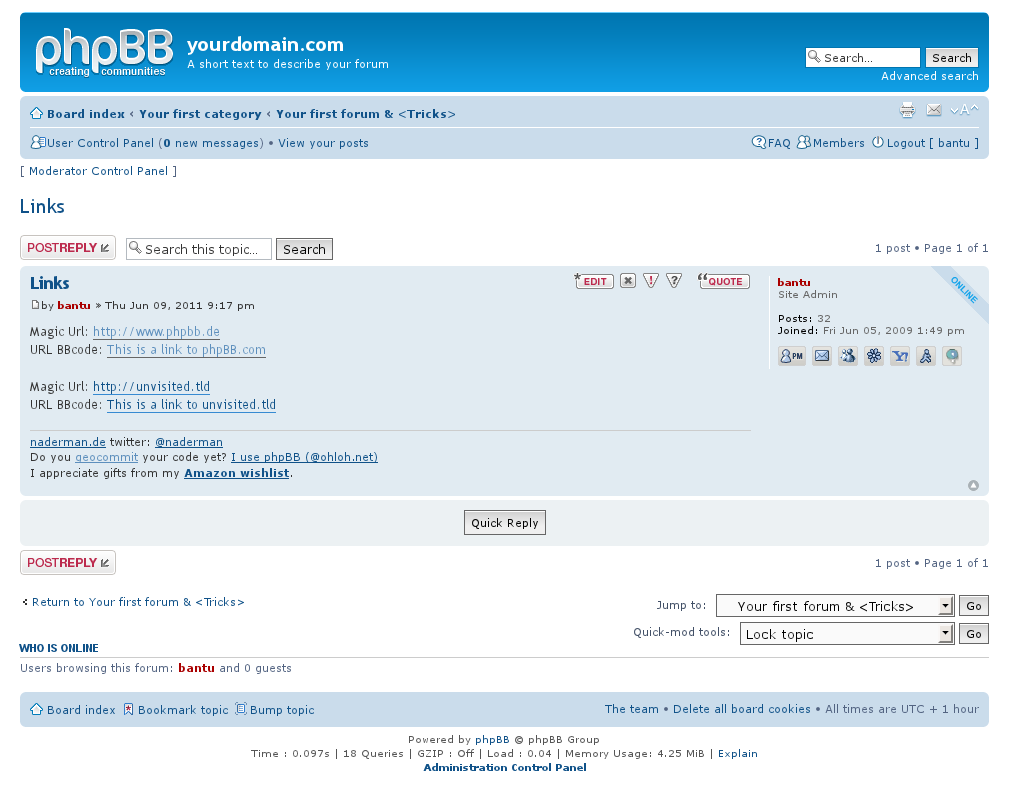 Dating powered by phpbb